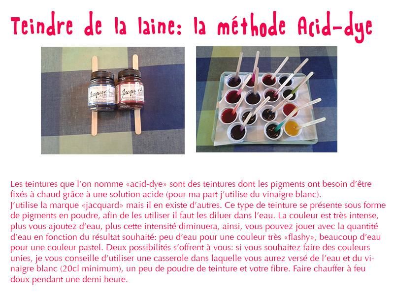 méthodeaciddye1